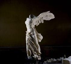 Musée du Louvre. La nouvelle Victoire de Samothrace