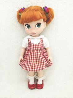 Doll's Dress / Disney Animator Doll Anna