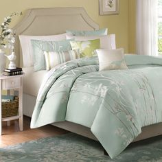 Found it at Wayfair - Coeymans 6 Piece Duvet Cover Set