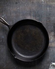 How to care for my cast iron skillets. I love my cast iron!