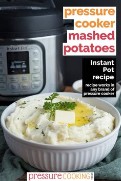 Creamy Instant Pot Mashed Potatoes