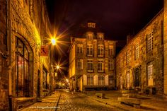 Somewhere in Dinan by Marc Smits on 500px
