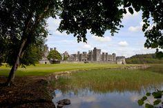 Ashford Castle (Medival castle turned into a 5 starts hotel!)