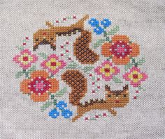 ~♥~cross stitch