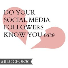 Do your social media followers know you care? Content Marketing, Social Media Marketing, Marketing Communications, Public Relations, Social Media Tips, How To Know, Knowing You, Followers, Challenge