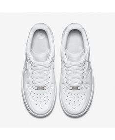 uk availability d3021 78d41 Womens Nike Air Force 1 07 White White Air Force 1, Nike Air Force,