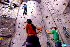 Atlanta Rocks! Indoor Climbing and Gym