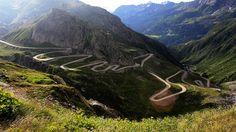 Carretera de Transfagarasan, Rumania