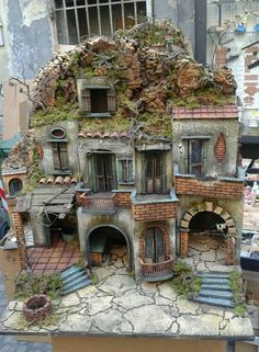 1 million+ Stunning Free Images to Use Anywhere Miniature Crafts, Miniature Houses, Miniature Dolls, Christmas Nativity Scene, Christmas Villages, Wargaming Terrain, Free To Use Images, Fairy Garden Houses, Tiny World