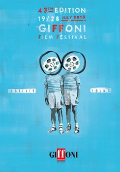 GiFFoni Film Festival Contest (ITALY) by ▲L✝Z, via Behance