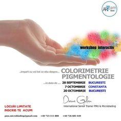 Pigmentologie & Colorimetrie, Workshop interactiv