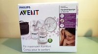 Avent Manual Breast Pump Out & About Set