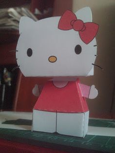 Hello Kitty Paperwork