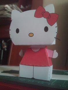 Hello Kitty Paperwork