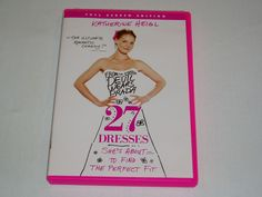 27 Dresses - Movie on DVD