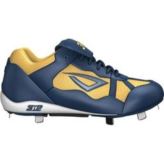 SALE - Mens 3N2 Pro Baseball Cleats Blue - BUY Now ONLY $60.45