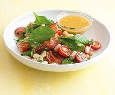 Salát s medovým dresinkem | Recepty Albert Thing 1, Vegetables, Fitness, Food, Diet, Vegetable Recipes, Eten, Veggie Food, Keep Fit