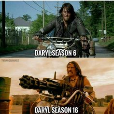 The Walking Dead   #Daryl