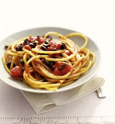 Recipes from The Nest - Pasta Puttanesca