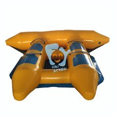 568.00$  Buy now - http://alirg0.shopchina.info/go.php?t=32784254533 - Single Inflatable Flying Fish Towable Tube Inflatable Flyfish Banana Boat Water Fun Toy 568.00$ #magazine