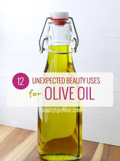 12 Unexpected Beauty Uses For Olive Oil | Look Good Naturally