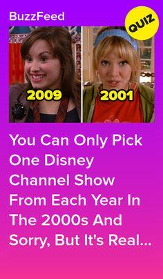 Disney Channel Quizzes, Disney Channel Shows, Disney Shows, Tv Show Quizzes, Fun Quizzes To Take, Musical Quiz, Best Buzzfeed Quizzes, Pop Culture Trivia, Fun Sleepover Ideas