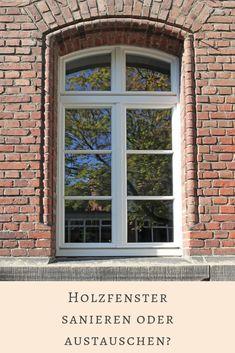 Holzfenster sind jeglichen Witterungen ausgesetzt und verändern sich nach vielen Jahren. Wie du herausfinden kannst, ob die Fenster saniert werden können, oder ob sie ausgetauscht werden müssen, erfährst du hier. Recipe For Mom, Vegan Recipes Easy, Kitchen Recipes, Windows, Wood Windows, House Design, Homes, Easy Vegan Recipes, Ramen