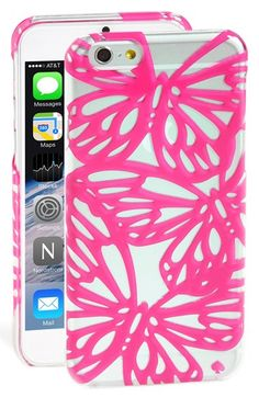 kate+spade+new+york+'butterfly'+iPhone+6+case+available+at+#Nordstrom