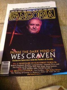 NEW-Fangoria-337-November-2014-Wes-Craven-Dracula-Untold-Soska-Sisters #ebay #sold #kenblackcat #fangoria