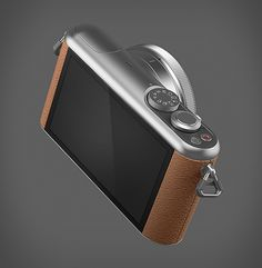 Blond is a London based creative studio, they create contemporary products, spaces and digital experiences for a diverse range of brands. Their latest creation is this stunning point-and-shoot named Segment Camera, a simple, compact mirrorless camera