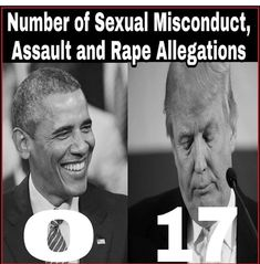 """May I add: No Childish, Offensive, Tweeter Tantrums, No Embarrassing The U.S. around the World, No Nude Pictures Of his Wife All Over The Internet, """"No Non Stop"""" Lying, No Federal Investigations and on and on!! PRESIDENT BARRACK OBAMA!!!"""