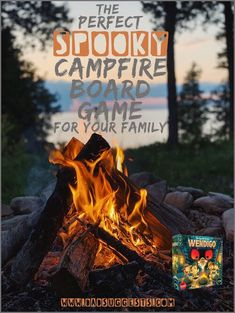 The Legend of the Wendigo is a spooky board game for the family that is perfect for a campout. It will challenge your memory and it will spark the imagination of your kids. #familyboardgames #campinggames #spookygames #kidsgames #memorygames #familygamenight #dadsuggests Board Games For Couples, Family Board Games, Group Card Games, Last Night On Earth, Spooky Games, Campfire Games, Games To Play With Kids, Cool Gifts For Kids, Memory Games