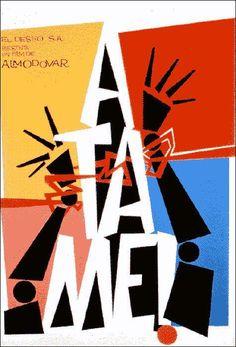 Átame! 1990 Pedro Almodóvar