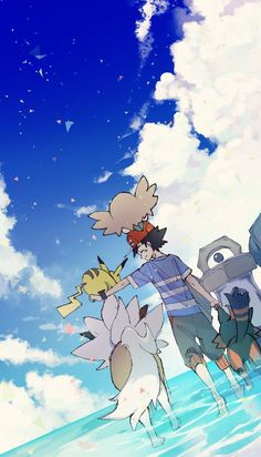 Pokemon Alola, Pokemon Comics, Pokemon Memes, Pokemon Fan Art, Cool Pokemon Wallpapers, Cute Pokemon Wallpaper, Satoshi Pokemon, Pokemon Ash And Serena, Pokemon Coloring