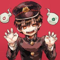 Jibaku Shounen Hanako-kun --Imágenes y cómics-- Anime Boys, Manga Anime, Anime Art, I Love Anime, Me Me Me Anime, Otaku, Ghost Boy, Animes Wallpapers, Aesthetic Anime