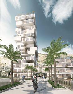 palestine housing - Arch2O.com