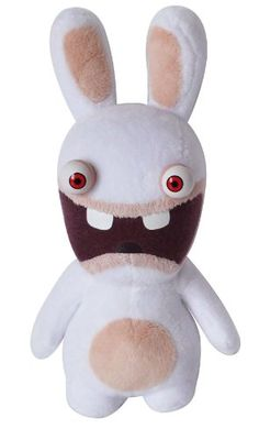 Raving Rabbids- 15Cm Soft Toy (Styles Vary) Game On http://www.amazon.com/dp/B00533ZFT0/ref=cm_sw_r_pi_dp_dqjjub1AEGG7G