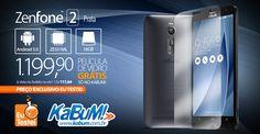 Gente, preço especial do Zenfone 2 (que tá aqui finalizando uns testes) para o EuTestei! <3  Acessa aqui: http://www.kabum.com.br/link/184/66362?utm_content=buffera6eff&utm_medium=social&utm_source=pinterest.com&utm_campaign=buffer  Só R$1200 por esse top de linha da Asus, e só pra quem curte o EuTestei! :D   Se liga no vídeo! https://www.youtube.com/watch?v=jjnHWcXhhak&feature=youtu.be&utm_content=buffercbc20&utm_medium=social&utm_source=pinterest.com&utm_campaign=buffer
