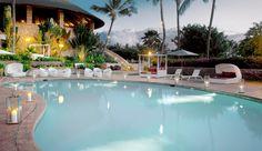 Hotel Wailea  ( Wailea, Hawaii  )  Soak in the sun at the pool or head down to Wailea Beach, where hotel attendants are on call.