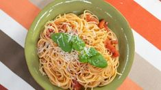 Italian Menu, Italian Recipes, All Arrabiata, Jeff Mauro, The Kitchen Food Network, Seafood Pasta Recipes, Rachel Ray, Nigella, Pavlova