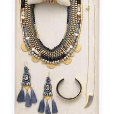 Stock up on spring essentials like statement necklaces & cuff bracelets with pops of colors. Discover silver jewelry & unique jewelry trends…