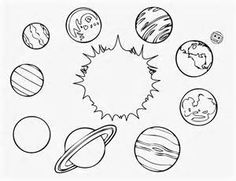 Pluto Planet Coloring Pages the outer planets are those planets