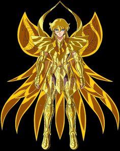 Shaka de virgem divino (soul of gold)