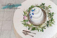 #Wedding #WeddingCake #DericoPhotography #EmpressEstateWedding