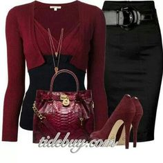 business attire for women Mode Outfits, Fashion Outfits, Womens Fashion, Fashion Trends, Woman Outfits, Petite Fashion, Cheap Fashion, Curvy Fashion, Fashion Bloggers