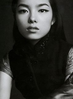 Vogue Model Fei Fei Sun