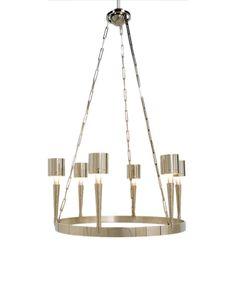 Джонатан Браунинг-студии--JBS-Гаронна-люстра освещения потолка, промышленного современный