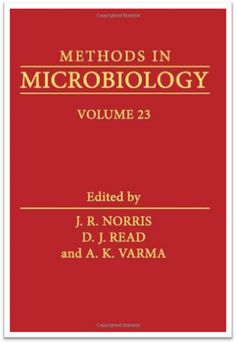 Methods in Microbiology Vol.23 Techniques for the Study of Mycorrhiza | Sách Việt Nam