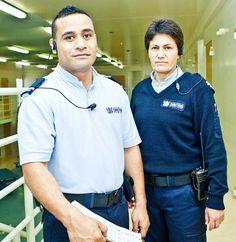 Prison staff uniform, 2011