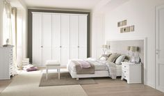bedroom furniture bedroom design Arcadia Bedroom Ideas White I-shaped